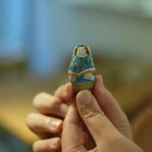 白水麻耶子【クラフト:似顔絵、人形、小物、絵・広島県】