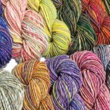 tiny...【クラフト:手紡ぎ糸、羊毛作品・北海道】